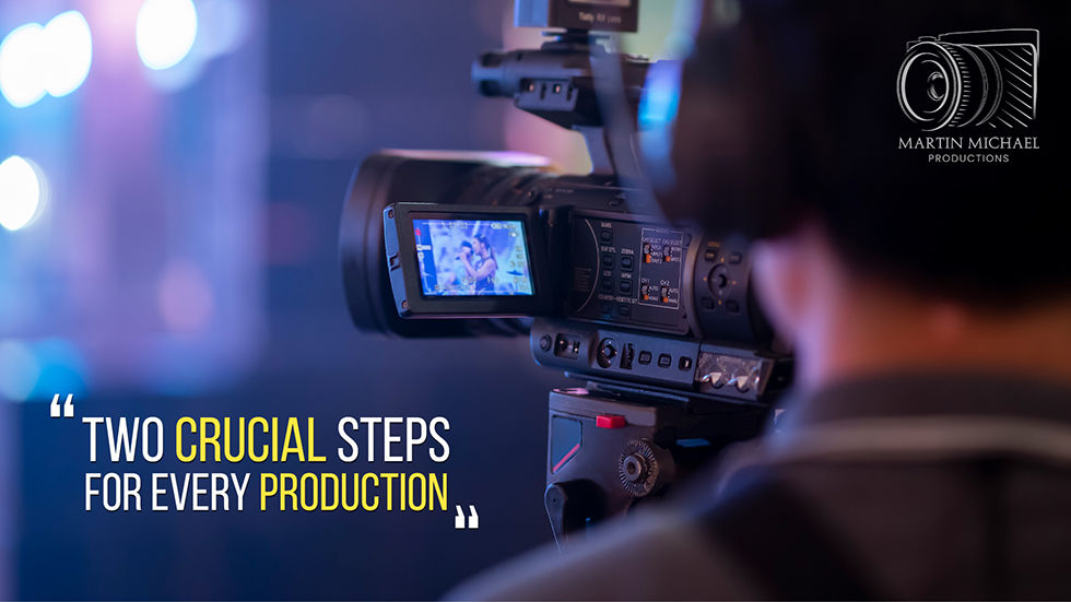 The Two MOST Crucial Steps For Every Production!