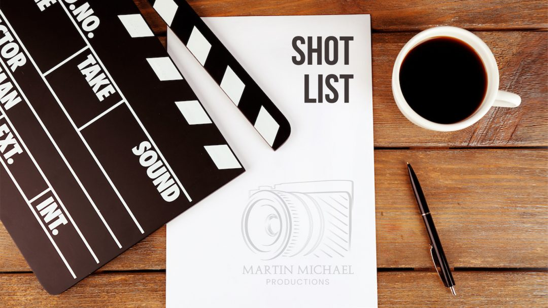 Why You NEED A Shot List!